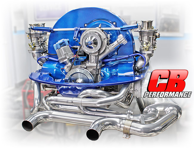 Turnkey Engines Custom Aircooled Vw Motors Built By Pat Downs Of Cb Performance