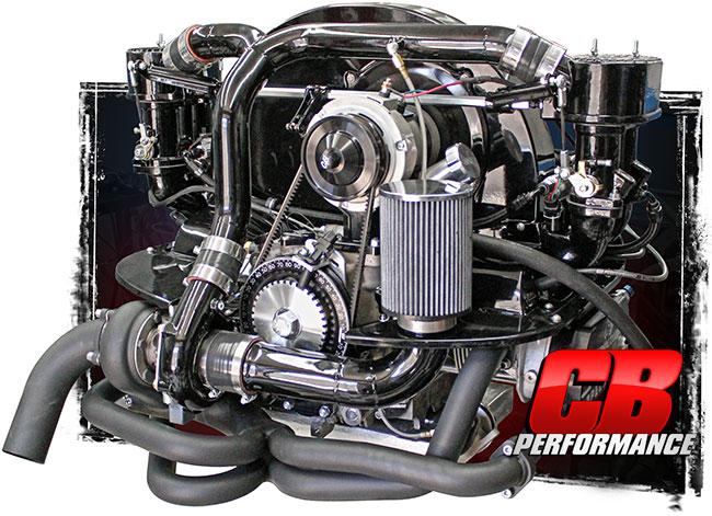 Turnkey Engines / Custom Aircooled VW Motors, built by Pat ...