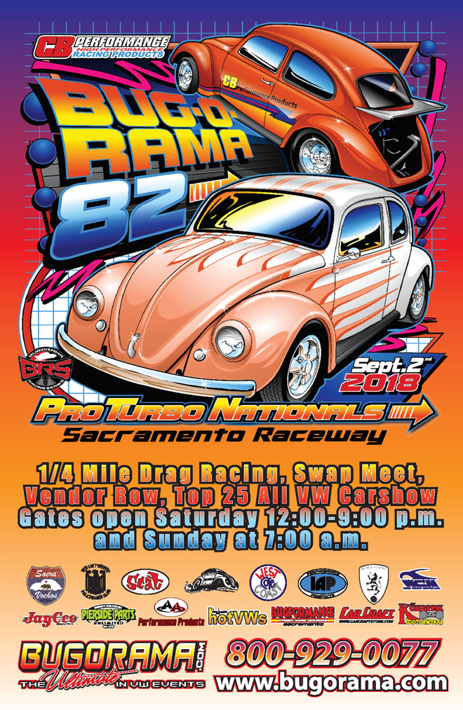 CB Performance Event Schedule - Sacramento car show and swap meet