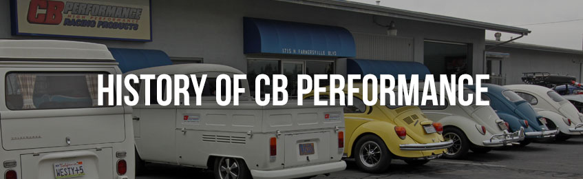 History of CB Performance