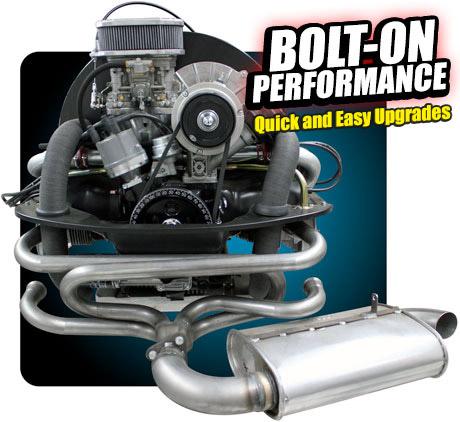 Bolt-On Performance!