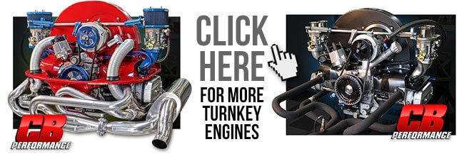 CB Performance - Turnkey Engines