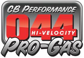 CB Performance 044 Pro Gas Race Class