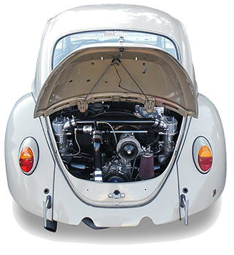 Turbo VW Bug