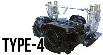 VW Type-4/914 Parts